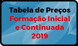 Tabela de Preços FIC 2019