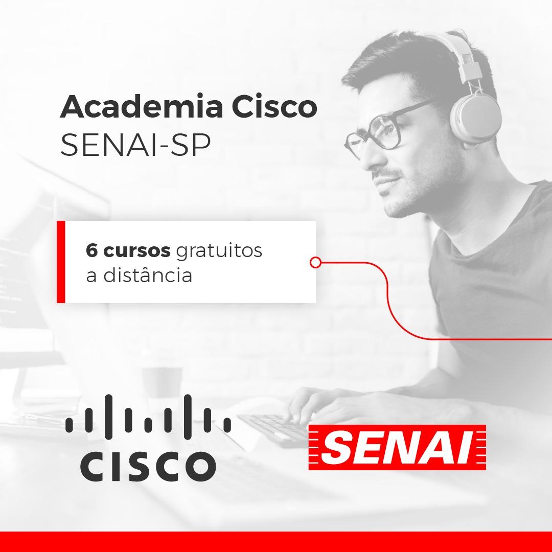 Academia Cisco SENAI-SP